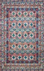Loloi Cielo CIE-05 TERRACOTTA / MULTI Rug by Justina Blakeney
