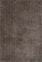 Loloi CALLIE SHAG CJ01 DARK BROWN / MULTI RUG