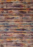 Loloi DREAMSCAPE DM03 RASPBERRY / MULTI RUG