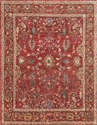Red / Red Rug