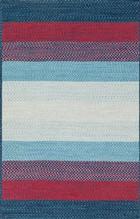 Loloi GARRETT GA05 BLUE / RED Rug