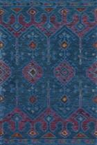 Loloi Gemology GQ-02 BLUE / PLUM Rug by Justina Blakeney