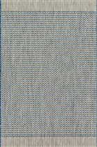 Loloi ISLE IE03 GREY / BLUE RUG