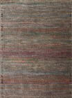 Loloi JAVARI CHARCOAL / SUNSET Contemporary Rug
