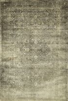 Loloi NYLA NY20 SAND / DARK BROWN RUG
