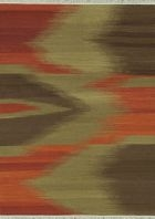 Loloi SANTANA SA05 RED / BROWN RUG