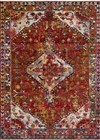 Loloi Silvia SIL-06 RED / MULTI Rug by Justina Blakeney