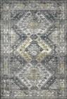 Graphite / Silver Rug