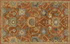 Loloi UNDERWOOD UN01 RUST / GOLD RUG