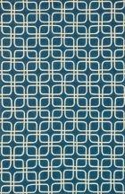 Loloi VENICE BEACH VB11 BLUE / IVORY RUG