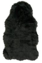 Loloi YUKON SHAG YU01 CHARCOAL / BLACK Rug