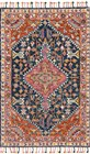 Loloi ZHARAH NAVY / MULTI Transitional Rug
