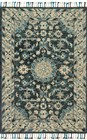 Loloi ZHARAH TEAL / GREY Transitional Rug