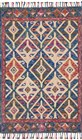 Loloi ZHARAH DENIM / MULTI Transitional Rug