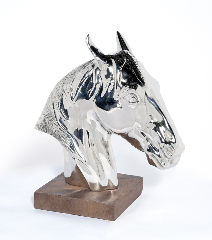 HORSE STATUETTE By M2