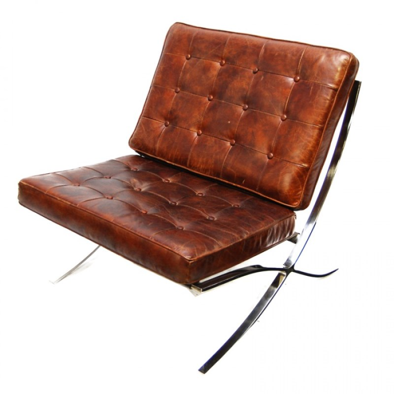 Artsome Decgan Leather Chair