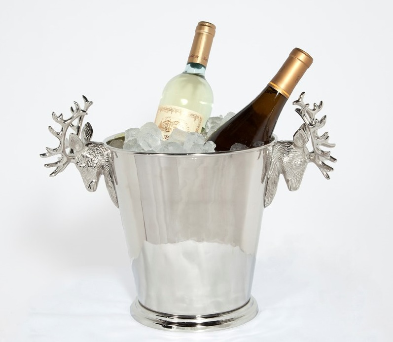 ANTLER ICE BUCKET