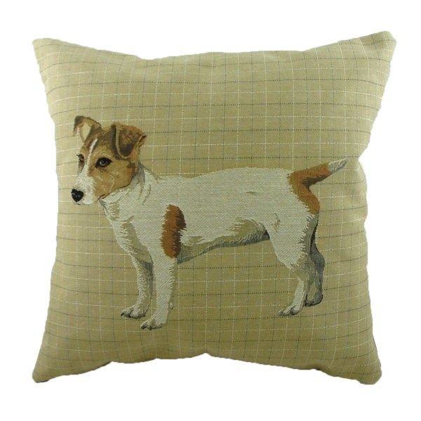 Jack Russell 18x18