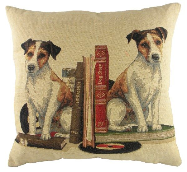Bookends Jack 18x18