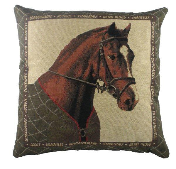 Equestrian Green 18x18