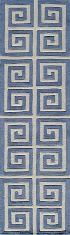 Soho Noho Traditional Geometric Rectangle Area Rug