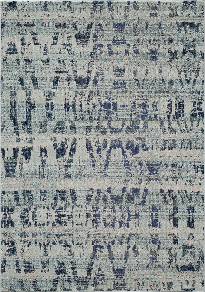 Momeni Casa Cas4 Ocean Blue Rug