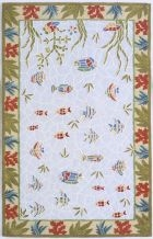Momeni COASTAL CC05 Light Blue RUG