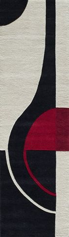 Momeni DELHI DL22 BLACK RUG