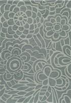 Soho Livingston Casual Floral Rectangle Area Rug