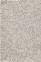 Soho Livingston Casual Floral Rectangle Area Rug