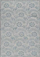 Soho Livingston Transitional Floral Rectangle Area Rug