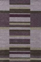 Soho Seville Contemporary Geometric Rectangle Area Rug