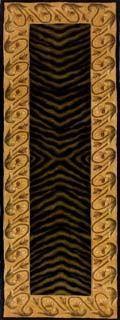 Momeni NEW WAVE NW09 BLACK RUG