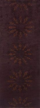 Momeni NEW WAVE NW107 BURGUNDY RUG