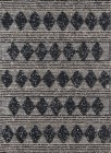 Momeni Andes Charcoal Contemporary Rugs AND-1