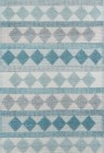 Momeni Andes Blue Contemporary Rugs AND-5