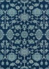 Momeni Baja Blue Traditional Rugs BAJ23