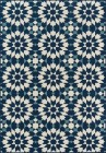 Momeni Baja Navy Contemporary Rugs BAJ30
