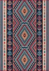 Momeni Baja Red Contemporary Rugs BAJ31