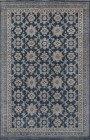 Momeni Banaras Blue Traditional Rugs BNR-1
