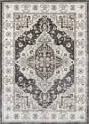 Momeni Carroll Gardens Charcoal Transitional Rugs CG-03