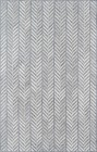 Momeni Cortland Grey Contemporary Rugs CRT-2