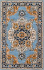 Momeni Ibiza Blue Traditional Rugs IBI-1