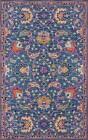 Momeni Ibiza Blue Traditional Rugs IBI-3