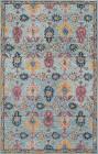Momeni Ibiza Blue Traditional Rugs IBI-4
