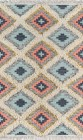 Novogratz by Momeni Indio Multi Contemporary Rugs IND-2