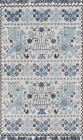 Momeni Tahoe Blue Transitional Rugs TA-09