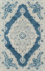 Momeni Tangier Blue Traditional Rugs TAN36
