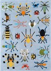 Momeni Lil Mo Whimsy Contemporary Rugs LMJ35