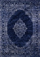 Soho Milan Traditional Medallion Runner Area Rug